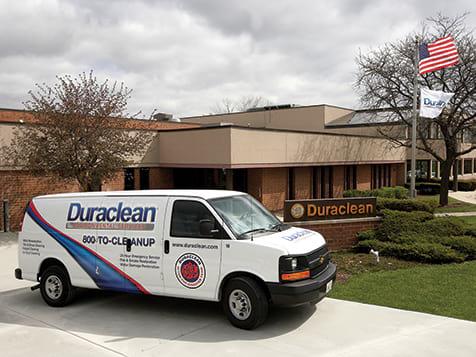 Duraclean Franchise Van