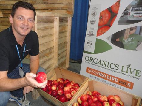 Organics Live Franchise Ownership