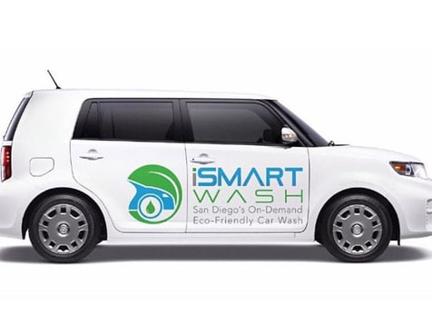 iSmart Wash Vehicle