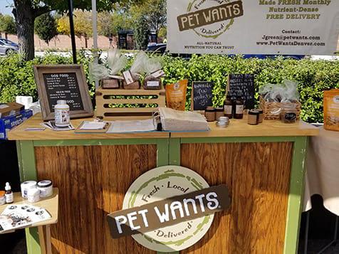 Pet Wants Franchise Mobile Unit