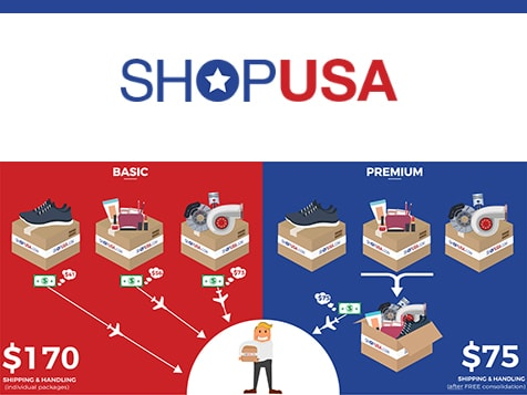ShopUSA Franchise consolidation
