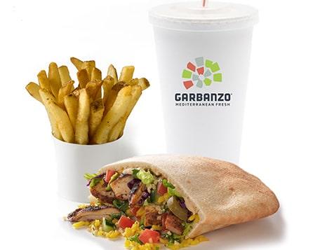 Garbanzo Mediterranean Fresh Franchise
