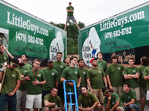 Little Guys Movers Franchise Group Photo