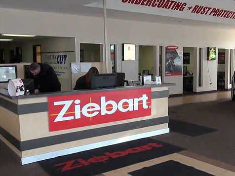Ziebart Automotive Franchise Team