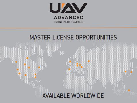 UAV Advanced - Drone Pilot Training