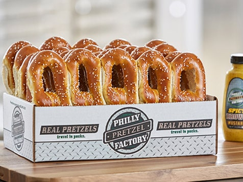 Philly Pretzel Factory - Soft Pretzels