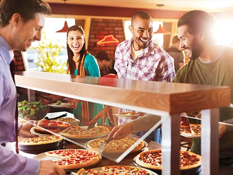 Pizza Hut Franchise Buffet