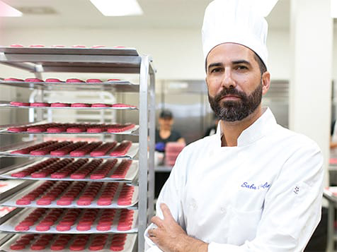 Le Macaron French Pastries Franchise Chef