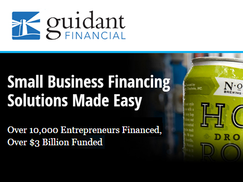 Guidant Financial Group Small Business Financing