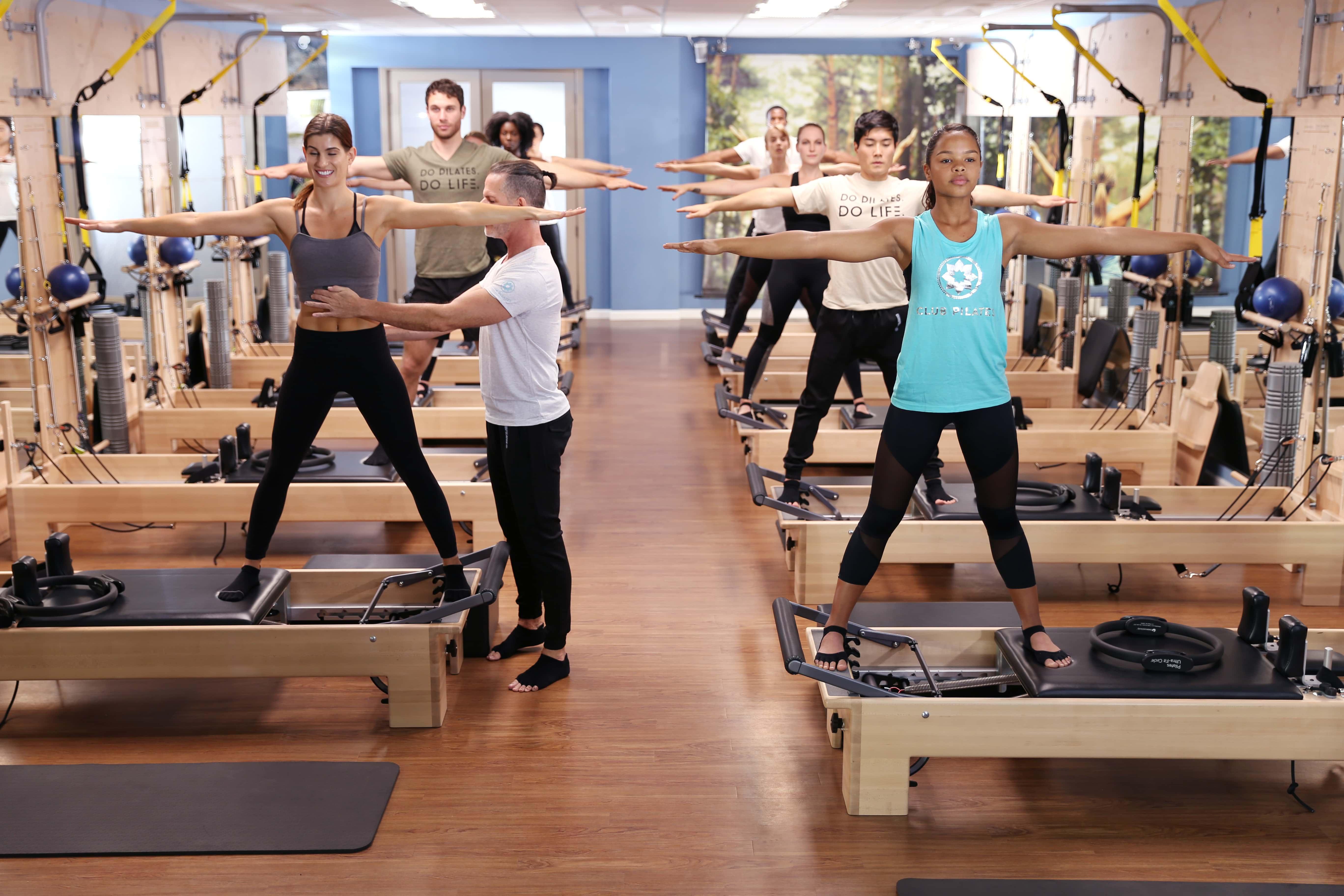 Club Pilates Franchise Class