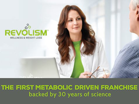 REVOLISM is the first metabolic-based franchise