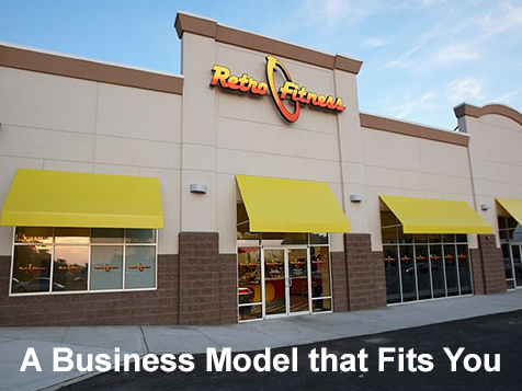 Own your own Retro Fitness franchise