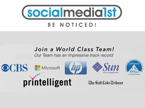 The world-class Social Media 1st business opportunity