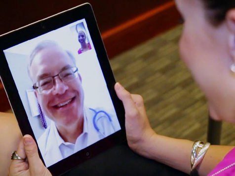 See a doctor on your computer - GoTelecare