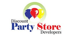 Discount Party Stores logo