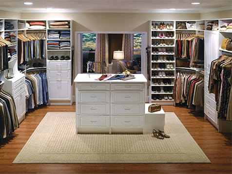 One Day Doors & Closets - Walk-In Closet