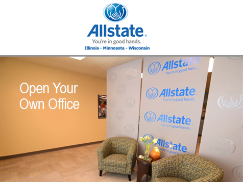Allstate Insurance business is ranked as one of the Fortune 100 companies