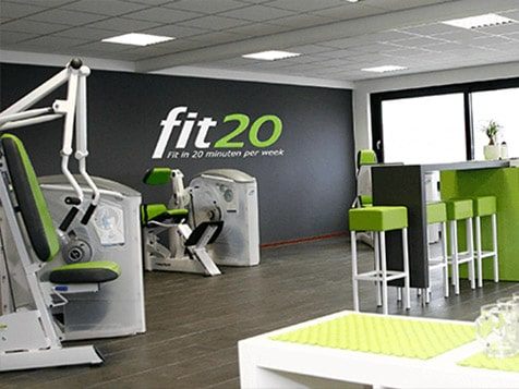 fit20 Franchise Studios are Modern