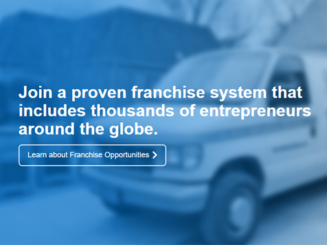 ServiceMaster Franchise-Own your own business