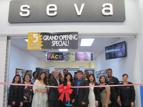 Seva Franchise Grand Opening