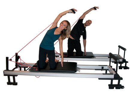 IM=X Pilates and Fitness Franchise Exercise