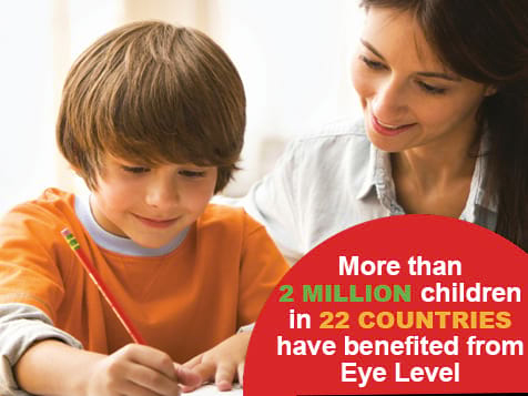 Eye Level is Helping Millions of Children