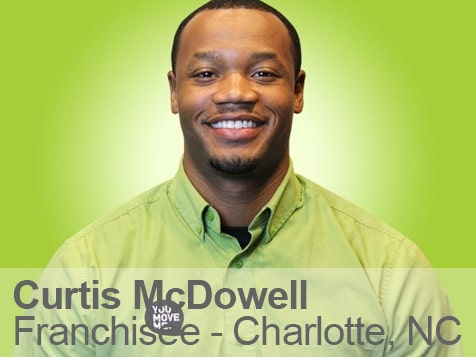 You Move Me Franchisee Curtis McDowell