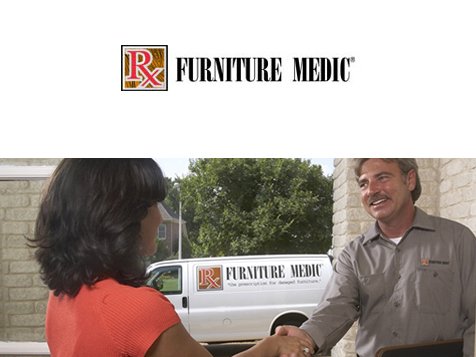 Furniture Medic wood restoration franchise