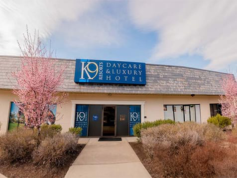 K-9 Resorts Franchise Exterior