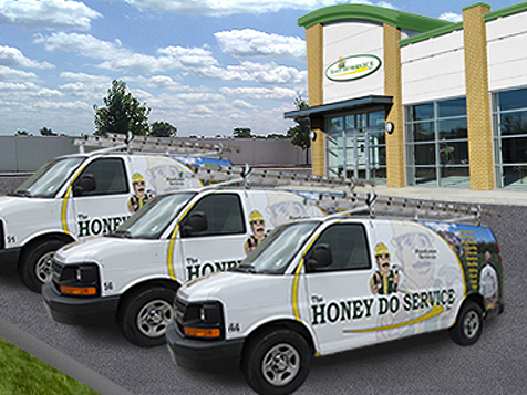 Honey Do Service franchise Fleet