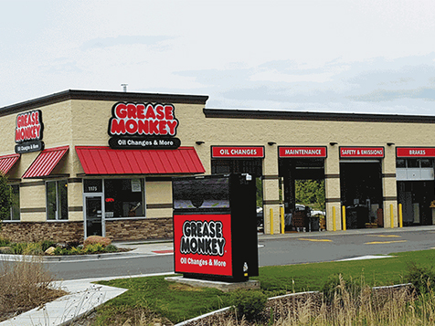 Grease Monkey Franchise Exterior