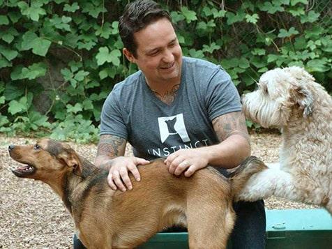 Brian Burton, Co-Foudner of Instinct Dog Behavior & Training