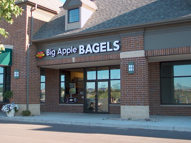 Big Apple Bagels Food Franchise