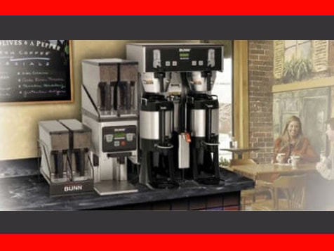 RedSolutions Franchise Coffee Equipment