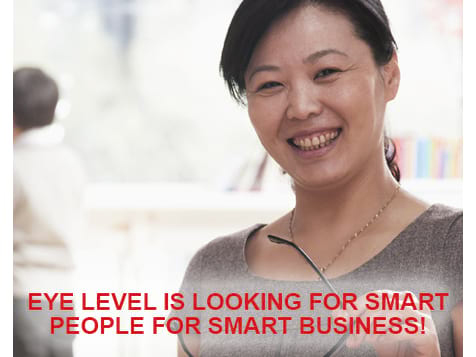 Eye Level is Looking for Smart People