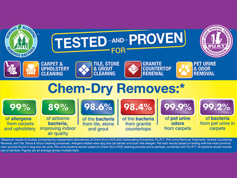 Chem-Dry Franchise Removes Allergens