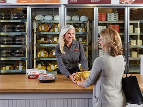Honey Baked Ham Franchise - customer service