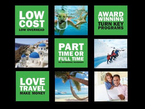 Become a Travel Agent with Cruise Planners