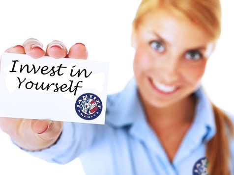 Jantize America Franchise - Invest in Yourself