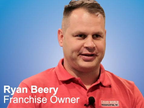 Ryan Beery, Color World Franchise Owner