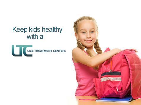 Keep kids healthy with a Lice Treatment Centers franchise