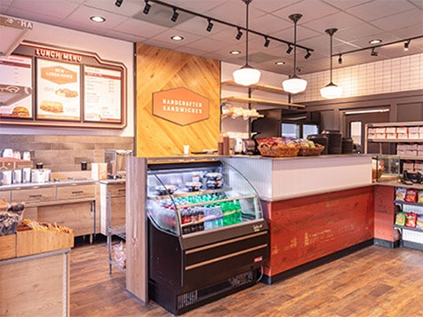 Honey Baked Ham Franchise Service Counter