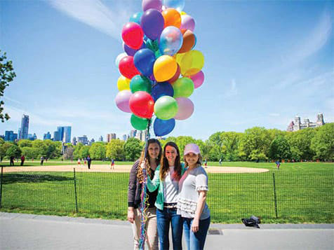 Balloon Kings Franchise Bouquet