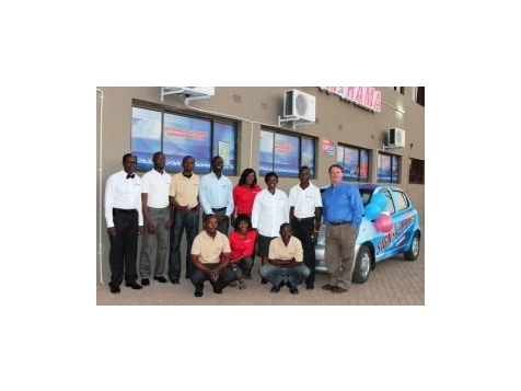 Signarama franchise in Zambia