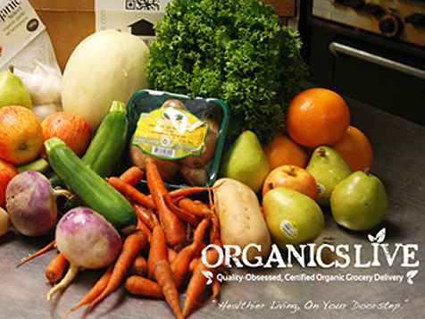 Organics Live Organic Grocery Business