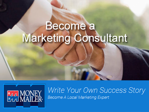 Write your own success story as a Money Mailer franchise owner