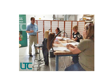 Lice Treatment Centers franchise training