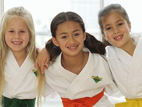 Premier Martial Arts Promotes Confidence