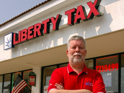 Liberty Tax Service Franchise Owner