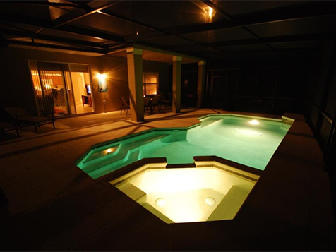 IPG Florida Vacation Homes Franchise Rental Property Waterfall